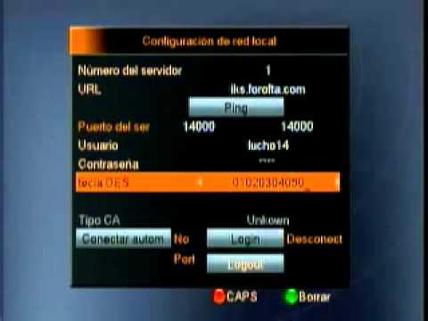 actualizaciones para decodificador azamerica s808
