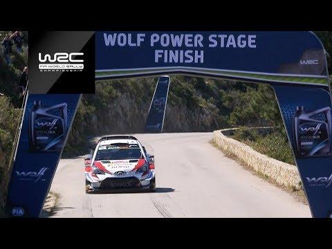 WRC - Tour De Corse 2019: Wolf Power Stage