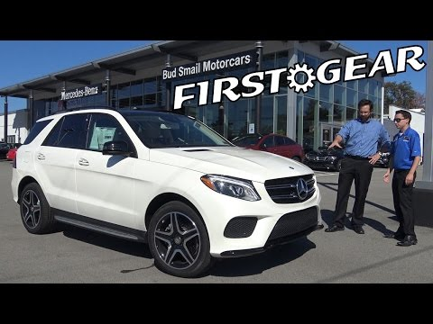2017 Mercedes-Benz GLE 350 - First Gear - Review and Test Drive