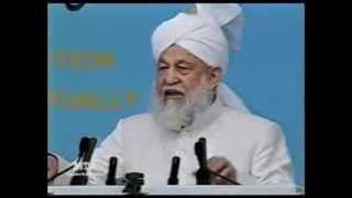 Address on the Second Day, Jalsa Salana 29 July 2000