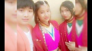 Jhumka Giryo Re... New Latest Nepali Song Live Dance Performance By Prerana Tamang