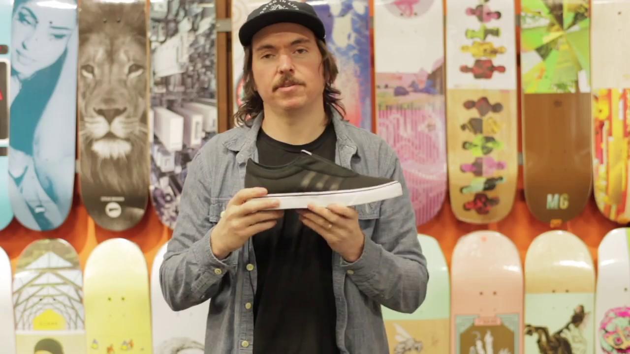 5409b2e0e17 Adidas Adi Kung Fu Shoe Review - CCS.com - YouTube