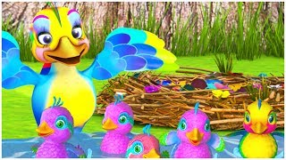 Videos For Toddlers | Easter Eggs & Ducklings | Happy Easter | Everythings Rosie