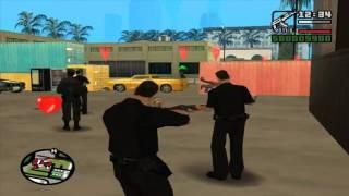 vuclip GTA san andreas - DYOM mission # 2 - Attacco Improvviso ( HD )