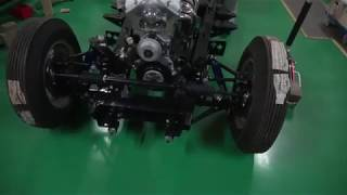 Jaguar XK 150 OTS Rebuilt Engine Start Up