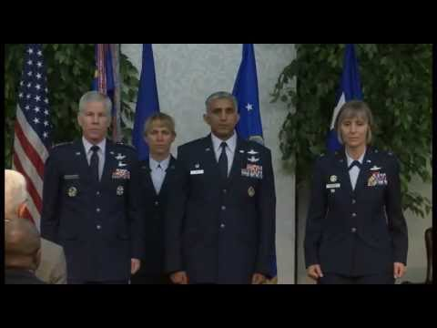 Air Force Network Integration Center Change of Command ...
