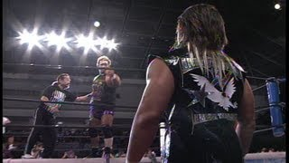 NJPW GREATEST MOMENTS TANAHASHIvsMAKABE 真壁刀義 検索動画 16