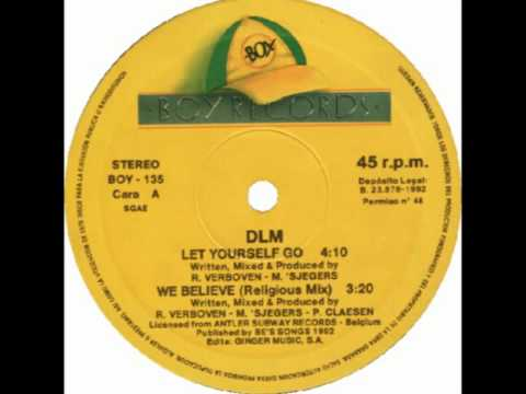 DLM -  Let Yourself Go