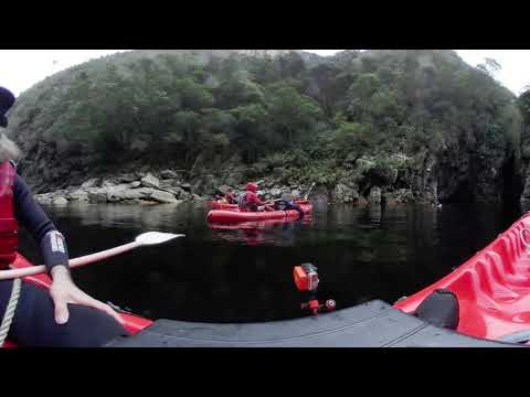 SE1EPS8 How To Adventure - Down the River Kayaking & Cliff Jumping