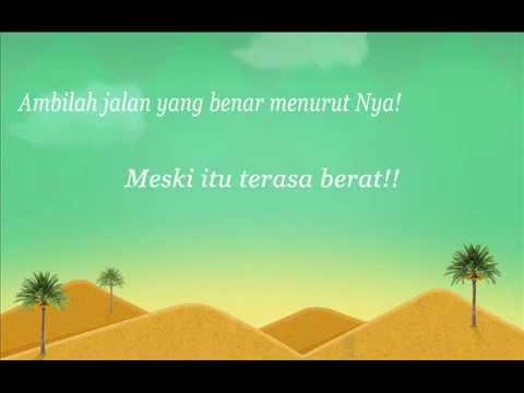 Video menyambut puasa ramadhan !