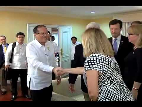 http://rtvm.gov.ph - Call of US Congressional Delegation
