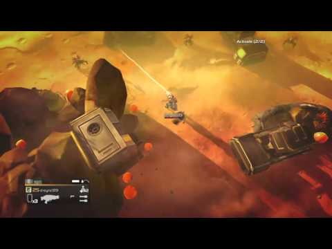 d-sync89's Helldivers Double Exp Farming Live PS4 Broadcast Taiwan