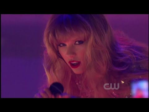 Taylor Swift - Sparks Fly (Live)