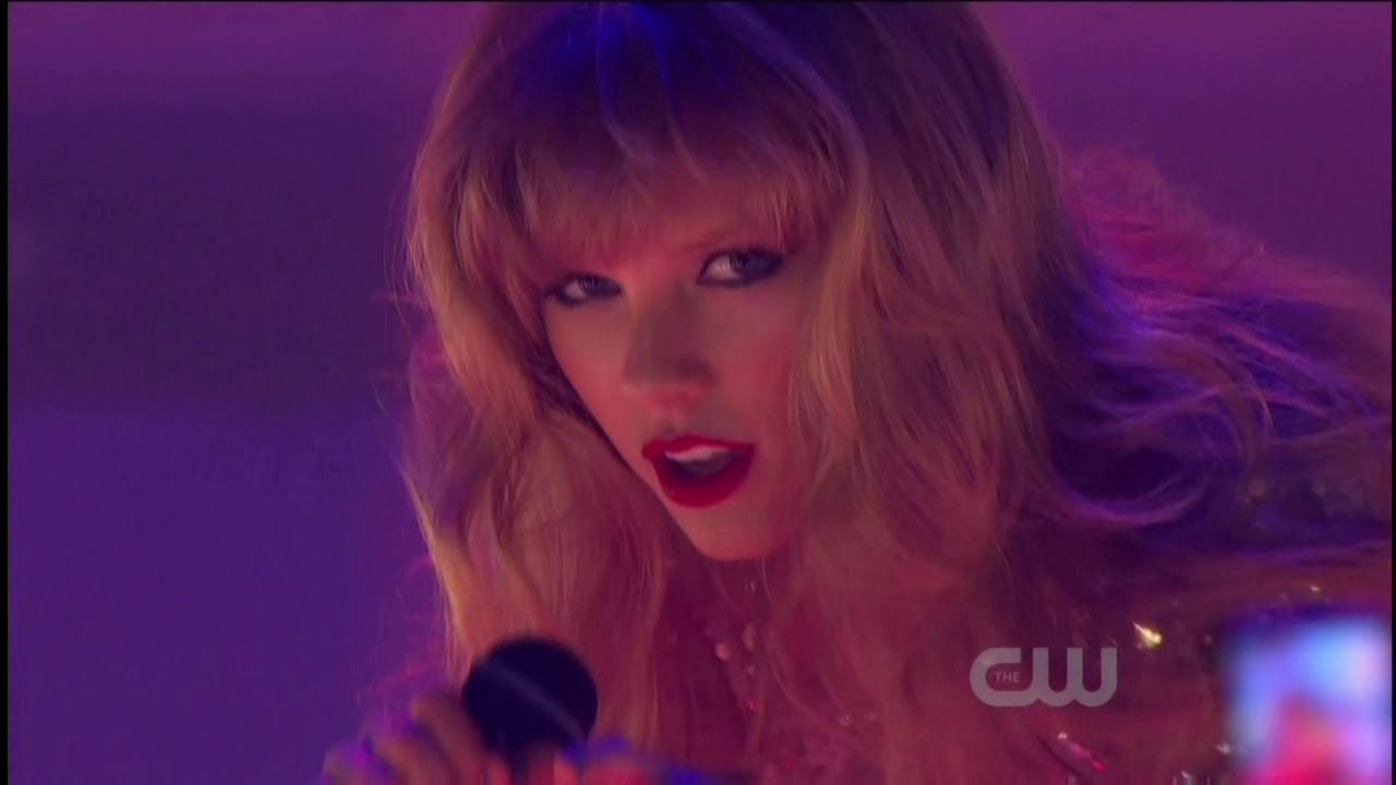 Taylor Swift Sparks Fly Live Youtube