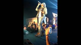 """JABRA""-FAN by Nakash Aziz Live concert in BIT Bangalore"