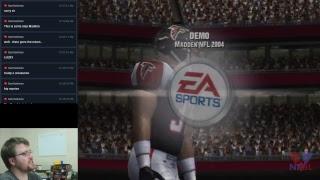 The MADDENing Stream S2 E4: Madden NFL 2004 (Xbox, 2003)