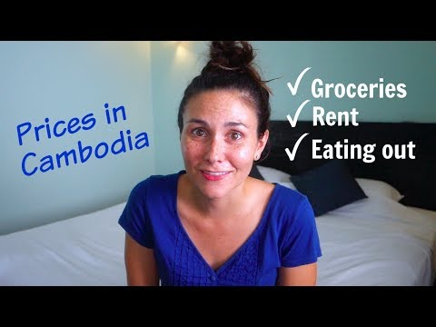 Cost of Living in Cambodia  -  prices of rent, groceries & more