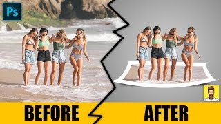 Download How To Create 3d Pop Out Effect In Adobe Photoshop