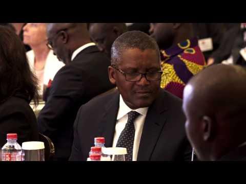 2017 Development Finance Forum - Opening Speeches