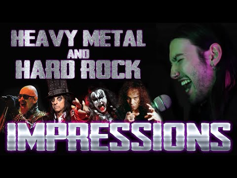 One Guy, 10 Voices: Heavy Metal