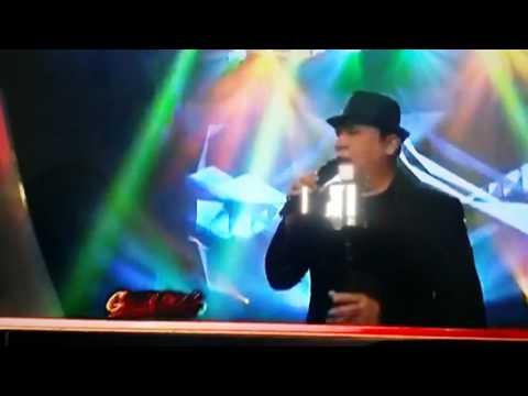 Datuk Yusof Haslam nyanyi di Gempak Superstar