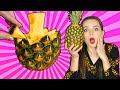 Ты ешь неправильно! Лайфхаки с едой 🐞 Afinka