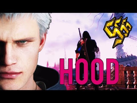 Devil May Cry 5 - How to put on Nero's Hood thumbnail