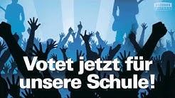Lena-Christ-Realschule Staatl. Realschule Markt Schwaben will das ANTENNE BAYERN Pausenhofkonzert