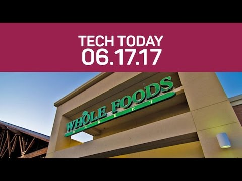Amazon to buy Whole Foods, Uber gets management facelift