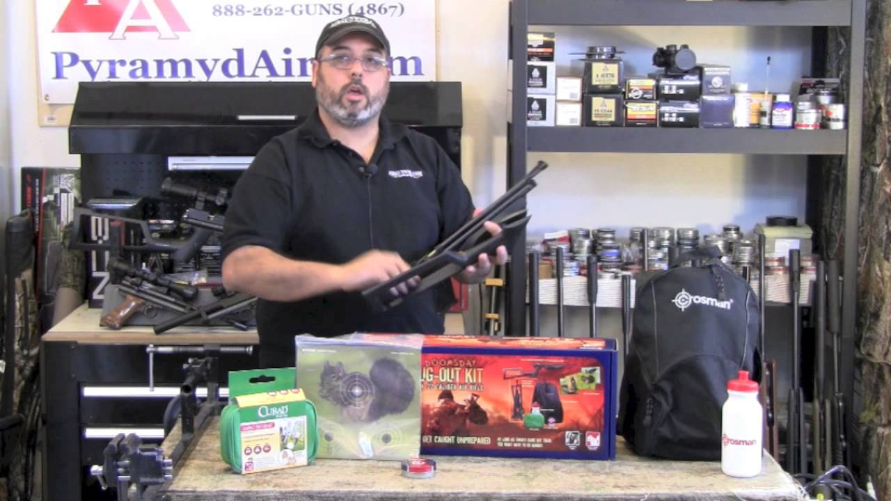 Crosman Doomsday Kit Review