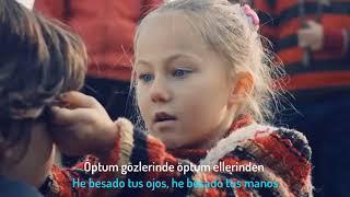 Burcu Biricik - Hayat Şarkısı - Müzik Klibi - SUB. Español