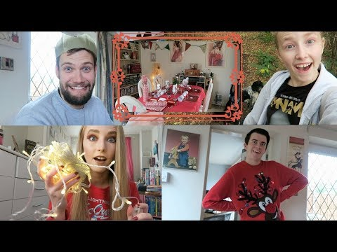 WEEKLY VLOG: Dog Walking, Fairy Lights and Surprise Early Christmas!