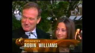 Zelda on Robin Williams