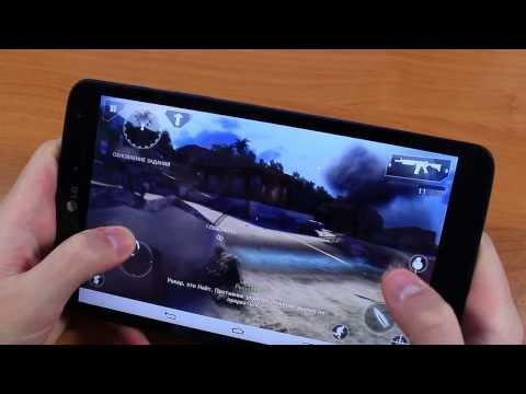 LG G Pad 8.3 Тест Игр