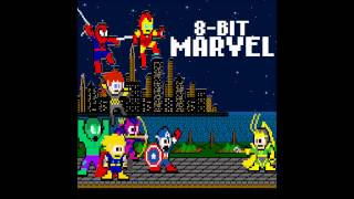 Captain America - Taking a Stand 8-Bit