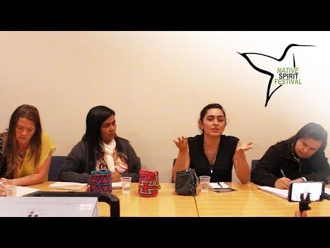 La Buena Vida - Wayúu / Cerrejón Panel (Native Spirit 2017)