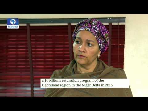 Eco@Africa: Amina Mohammed Speaks On Environment Protection Challenges