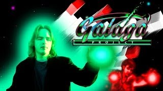 PROJECT Galaga (Full-Length Feature Film)