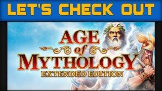 Age of Mythology EX - RTS - 2017 Review