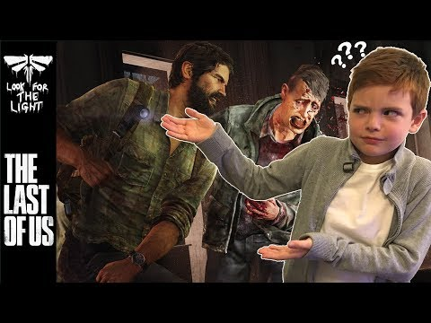THE LAST OF US - MAIS QUI SONT CES GENS ???