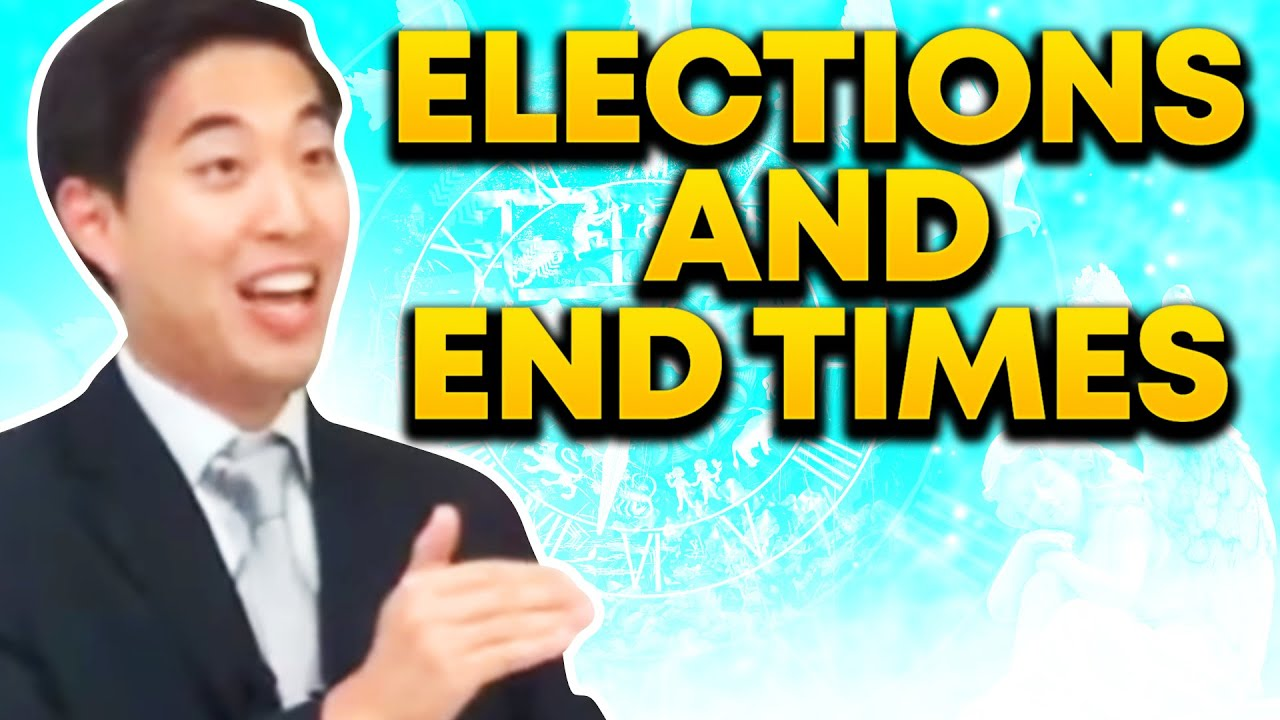 Voting 2020 And End Times | Dr. Gene Kim