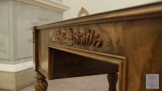 Free Standing   Biblioteca Ambrosiana   5 - Renaissance Desk with Chair