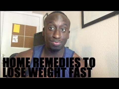 Home Remedies To Lose Weight Fast – Walefit.com