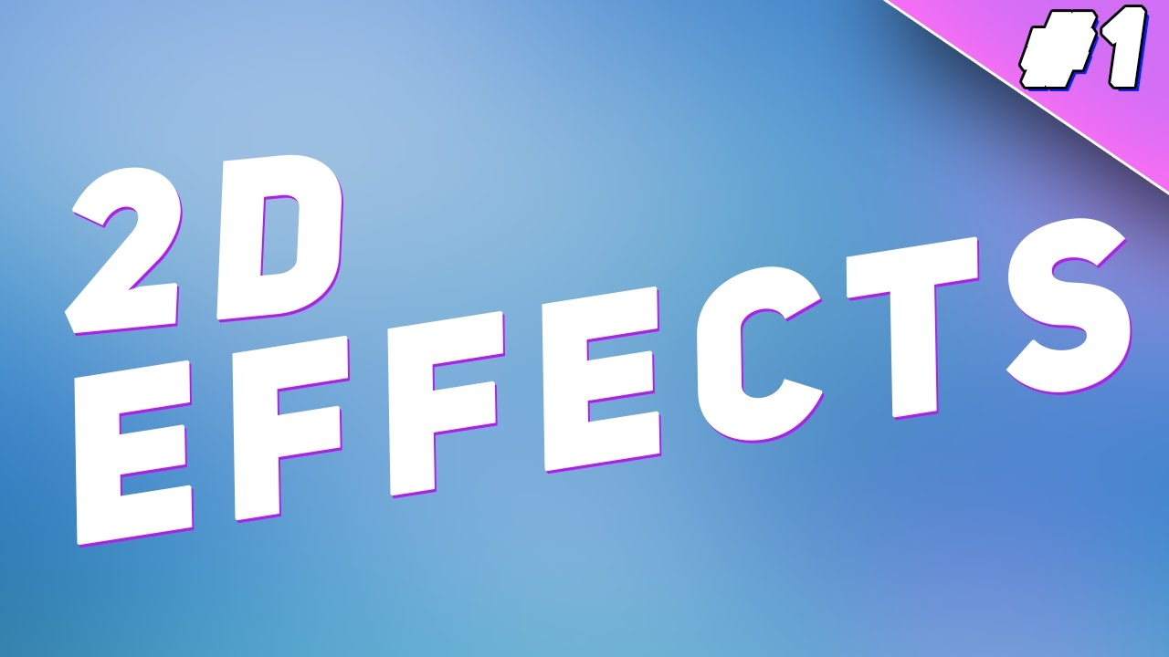 2d Effects For Free After Flash Fx