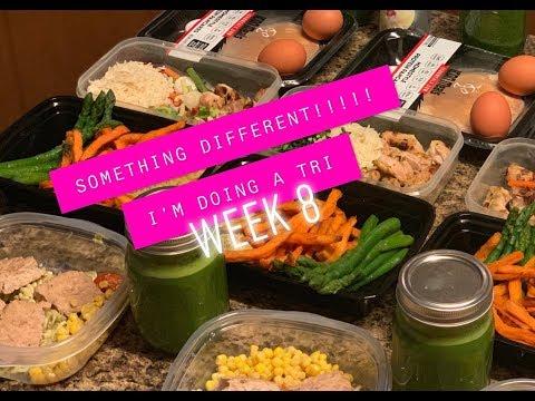 SOMETHING DIFFERENT | I'M DOING A TRIATHLON |WEEK 8