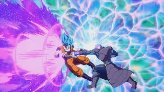Rose Goku, Hit, & Beerus Official Gameplay Trailer! - Dragon Ball FighterZ
