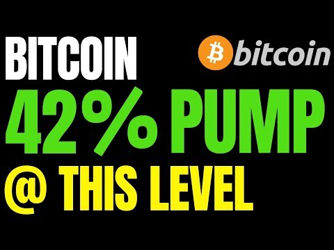 BITCOIN PRICE JUMPED 42% LAST TIME IT HIT THIS LEVEL! | BTC Price Analysis