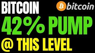 BITCOIN PRICE JUMPED 42% LAST TIME IT HIT THIS LEVEL!   BTC Price Analysis