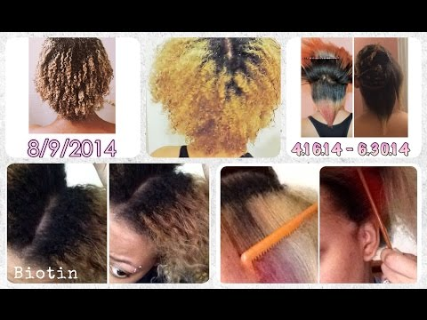 After 1 Year Natural Hair Journey