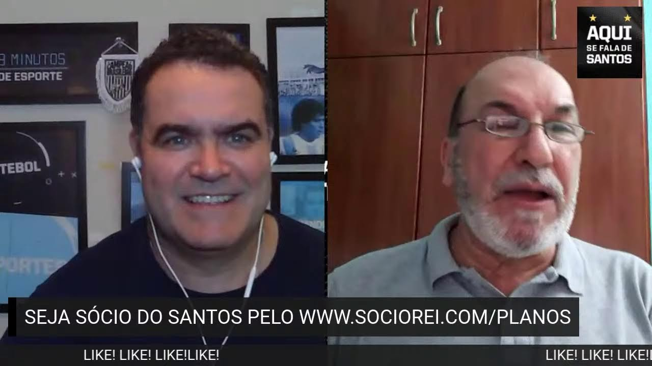 Aqui se fala de Santos o Agora é só o Brasileirão